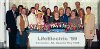 Speakers at LifeElectric99